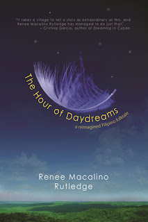 the hour of daydreams renee macalino rutledge filipino author underrated book