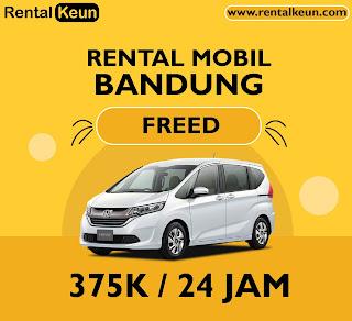 Rental Mobil Freed Bandung