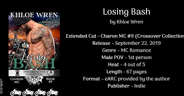 LOSING BASH by Khloe Wren