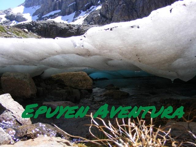 Deshielo y meditación - Patagonia Andina