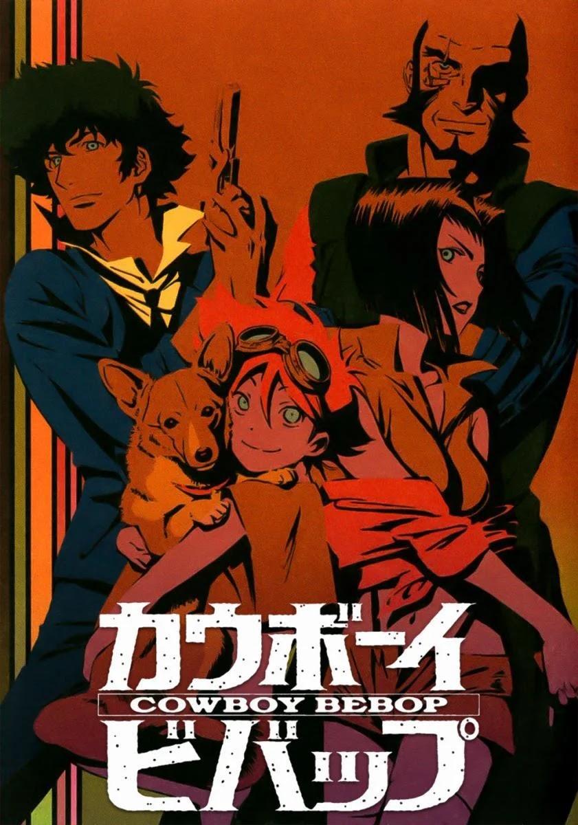 Anime Cowboy Bebop será adicionado ao catálogo da Netflix Brasil em Outubro