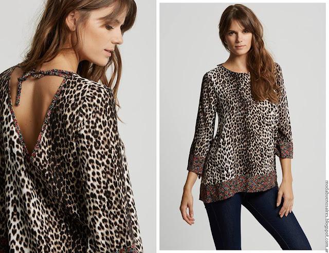 Blusas invierno 2016 ropa de mujer Doll Store.