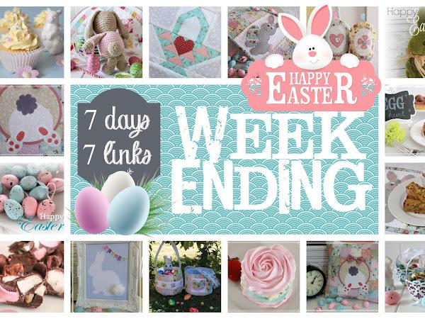 Week Ending (April 14)