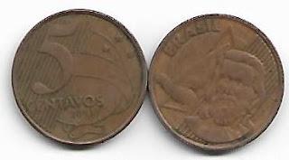 5 centavos, 2001