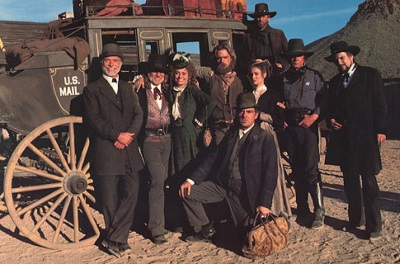 HK AND CULT FILM NEWS: STAGECOACH (1986) -- DVD Review by Porfle