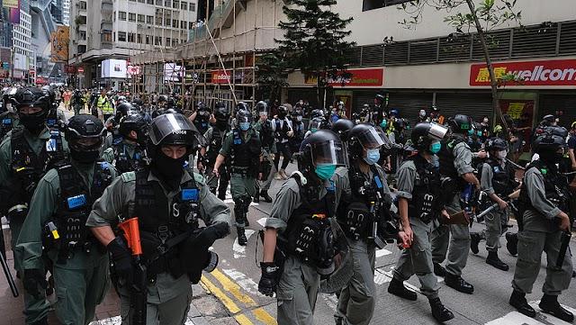 Aggodalomra ad okot, hogy Kína elfogadta a Hongkongra vonatkozó nemzetbiztonsági törvénytervezetet
