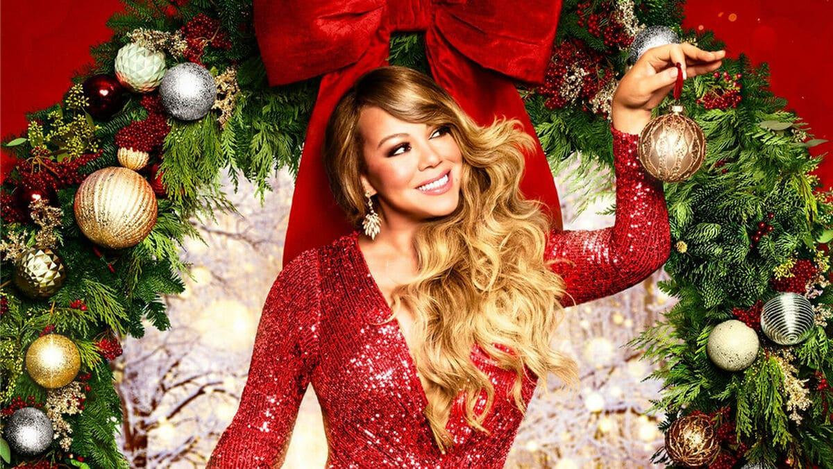 Mariah Carey vuelve a liderar los rankings navideños de escuchas con un viejo clásico
