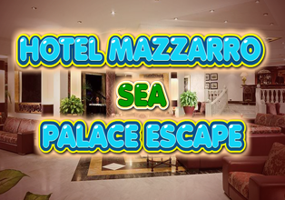 EightGames Hotel Mazzarro Sea Palace Escape