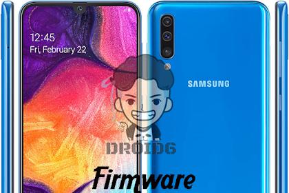 Firmware Samsung Galaxy A50 SM-A505F