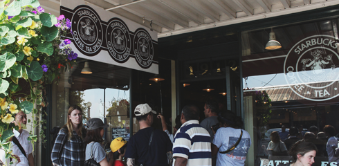 Original Starbucks Pike Place Seattle