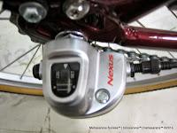 City Bike United Sunbreeze Shimano Nexus 3-Speed Hub with Coaster Brake 26 Inci