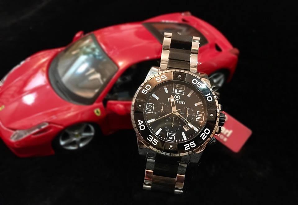 23b250cfc8d Esse modelo masculino da Ferrari é um dos meus preferidos! Super moderno e  sofisticado
