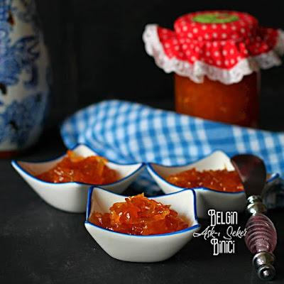 BALKABAGI RECELiTarifi nasıl yapılır kolay nefis videolu tatlı yemek tarifleri Balkabaklı reçel yapımı