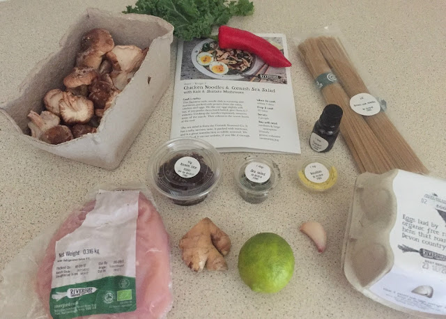 Riverford recipe contents