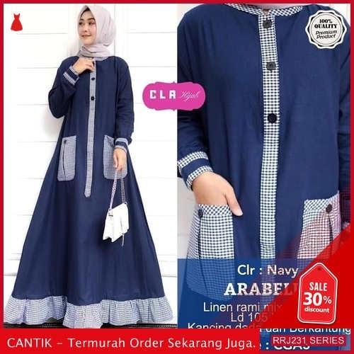 Jual RRJ231D201 Dress Arabelle Maxy Wanita Vg Terbaru Trendy BMGShop