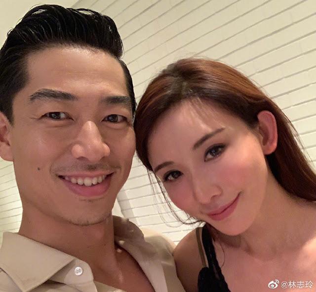 Lin Chi-ling husband Akira (Ryohei Kurosawa)