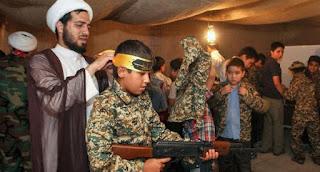 HRW: Iran Rekrut Bocah-bocah Afghanistan untuk Berperang Membela Rezim Assad