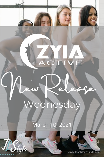 zyia active new release wednesday, zyia leggings, zyia activewear, shop zyia active, zyia active rep