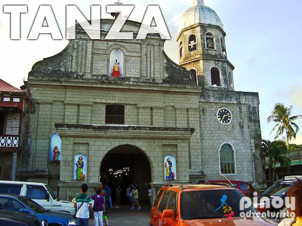 Tanza Church in Cavite