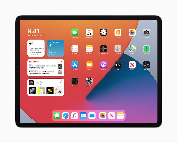 iPadOS 14 RELEASE DATE, NEW FEATURES AND COMPATIBILITY DETAILS