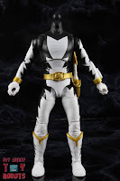 Power Rangers Lightning Collection Dino Thunder White Ranger 15
