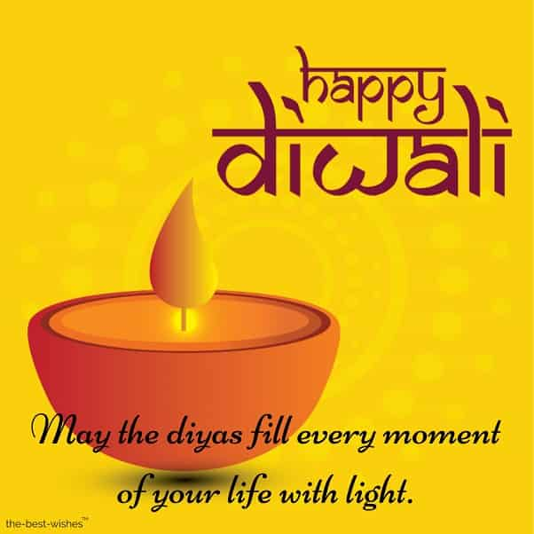 happy diwali wishes to hubby