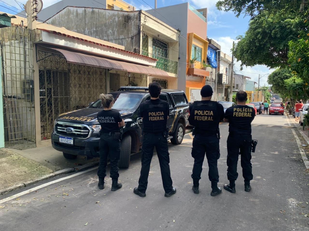 PF cumpre mandados contra agente e empresários em Marabá e Parauapebas