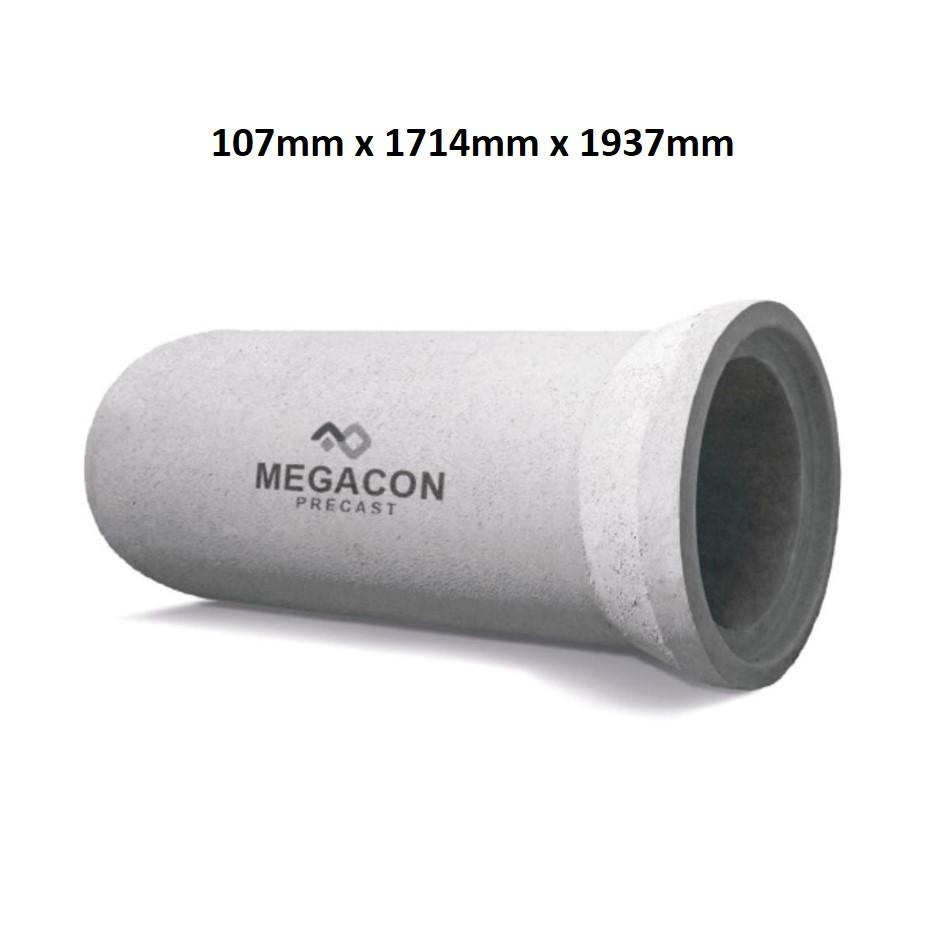 Pipa Beton Bertulang (Tipe R Kelas 3) Diameter 1500 mm