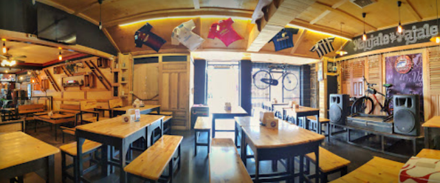 Kopi Mamak Kawasan Sibolga - Kafe Bintang 5 Daerah Sibolga