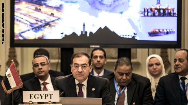 مصر توقع 9 اتفاقيات للتنقيب عن النفط والغاز بقيمة 452 مليون دولار