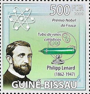 Guinea Bissau Nobel Prize Physics Philipp Lenard Germany