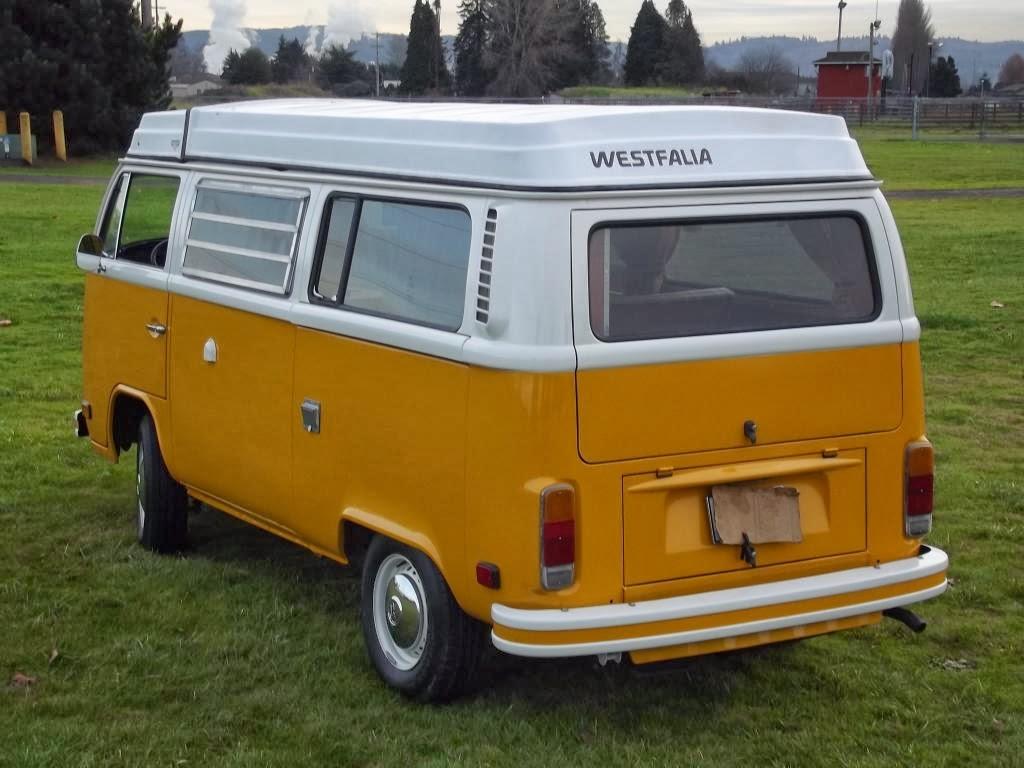 1976 westfalia camper van vw bus. Black Bedroom Furniture Sets. Home Design Ideas