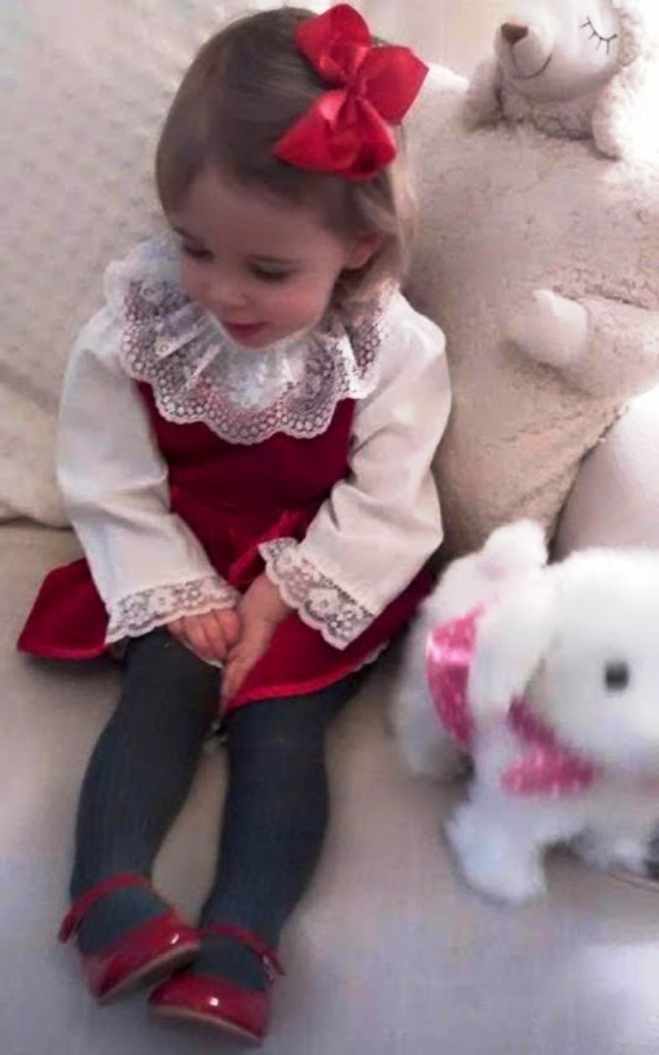 Princess Madeleine Posted A New Photo Of Princess Leonore On Her Facebook Page
