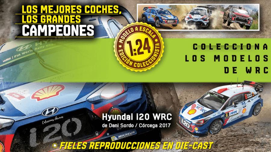 WRC Official Collection 1:24 Salvat