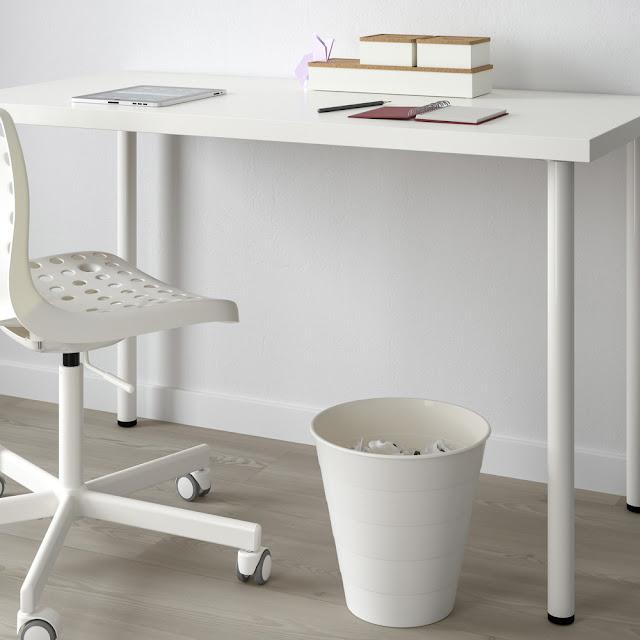 Cos de gunoi FNISS, pentru birou, IKEA