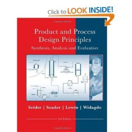 product and process design principles 3rd edition download