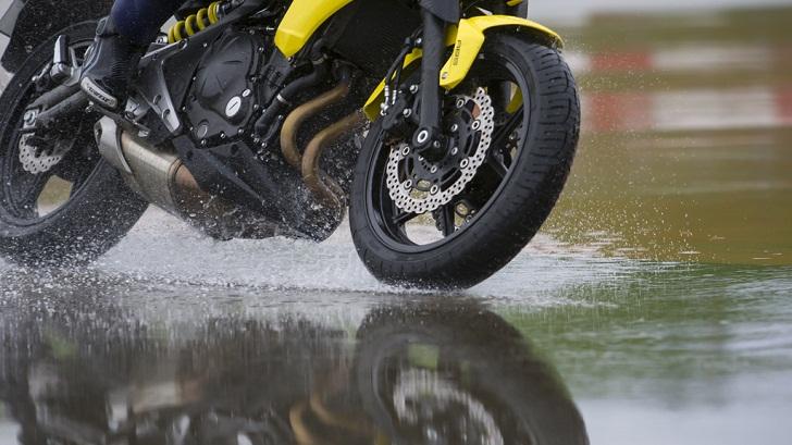 Mengenal Kontrol Traksi, Fitur Canggih Sepeda Motor Kekinian