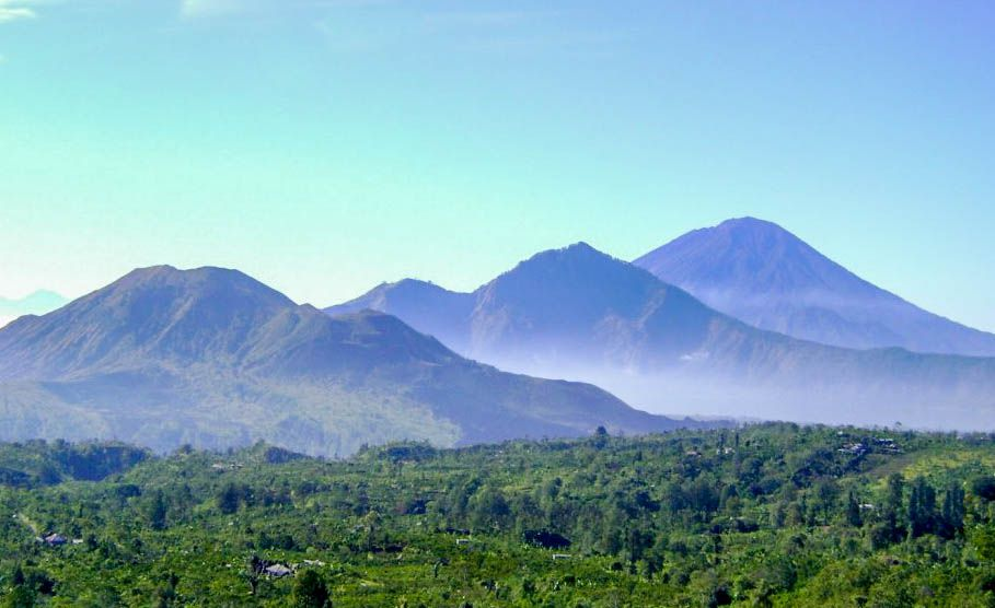 Name listing of mountains inward Bali isle too volcano inward Bali Republic of Indonesia DestinationsinBali; Volcano inward Bali Republic of Indonesia | Name List of Mountains inward Bali Island