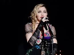 The life history of pop super star Madonna.