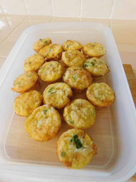 Eggface Egg Bites Protein Low Carb Keto Bariatric Recipes