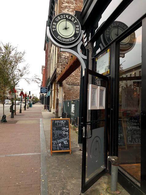 The Ordinary Pub Savannah