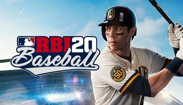 RBI Baseball 20 Cover