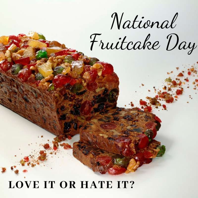 National Fruitcake Day Wishes Awesome Picture