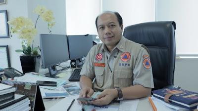 Kepala BNPB: Sutopo Purwo Nugroho Adalah Pahlawan Kemanusiaan