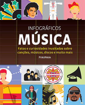 Livro Infográficos Música
