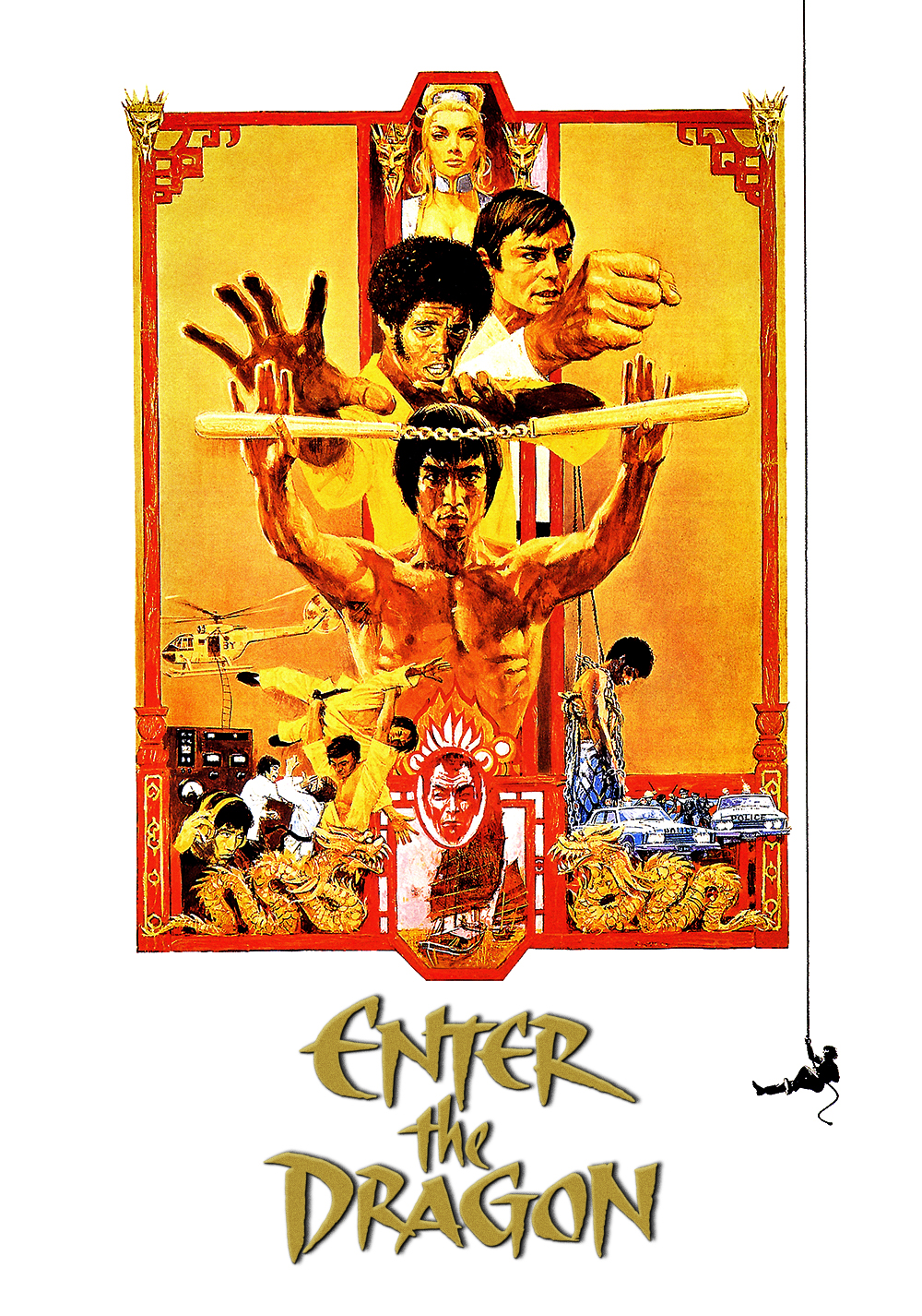 ENTER THE DRAGON (1973) TAMIL DUBBED HD