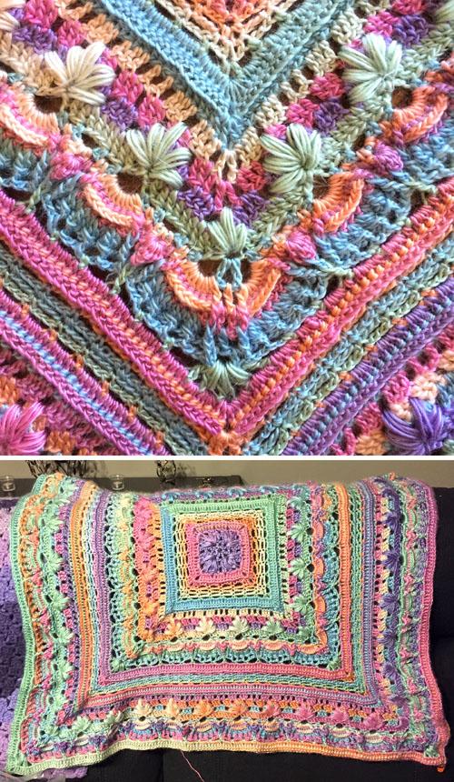Georgia Squared - Crochet Pattern