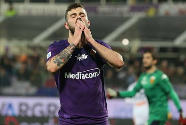 Fiorentina Mengmumkan Patrick Cutrone Dinyatakan Positif Terkena Virus Corona COVID-19