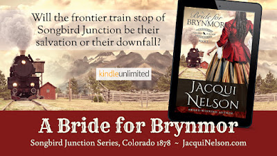 Will the frontier train stop of Songbird Junction be their salvation or their downfall?