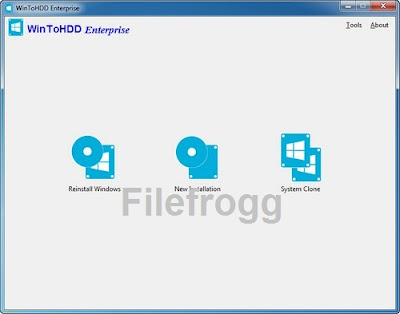 WinToHDD Enterprise Full
